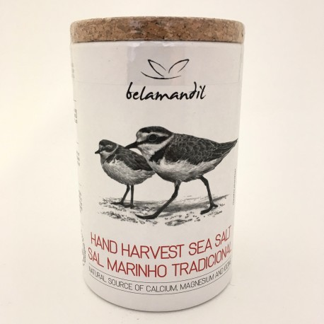 Hand Harvest Sea Salt 500gr. - Belamandil