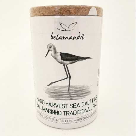 Hand Harvest Sea Salt Fine