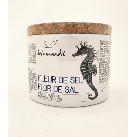 Salt Flower 125gr. - Belamandil