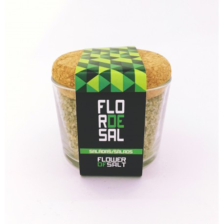 Salt Flower Salads 110gr. - Mudsecrets
