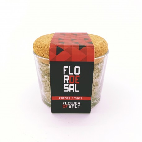 Salt Flower Meat 110gr. - Mudsecrets