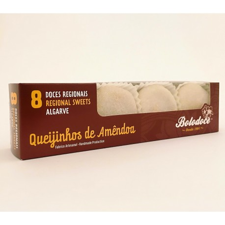 "Doce Fino - Package 8 Almond ""Cheese"""