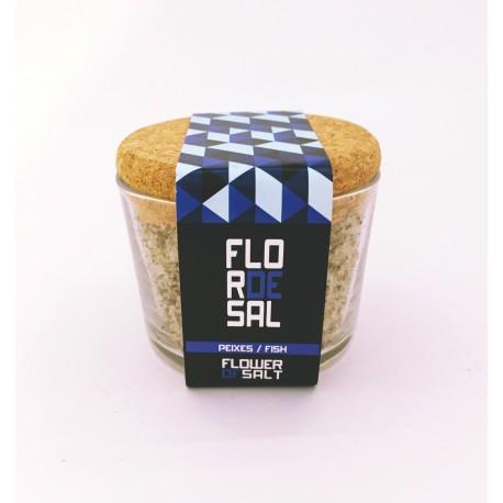 Salt Flower Fish 110gr. - Mudsecrets